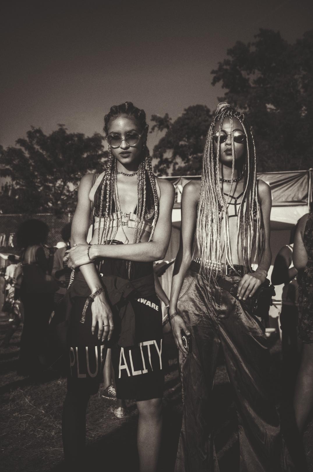 Afro Punk Noir