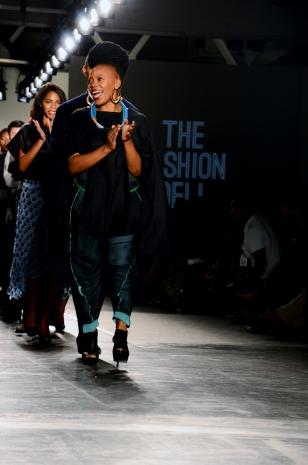 Designer, Thulare Monareng: The Fashion Deli